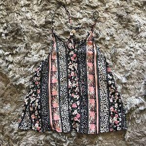 Billabong tank blouse